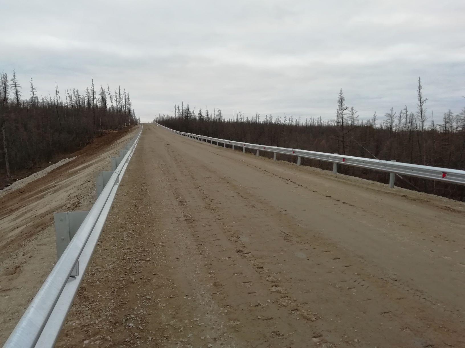 Круглогодичная автодорога до села Кобяй в Якутии откроется 23 октября