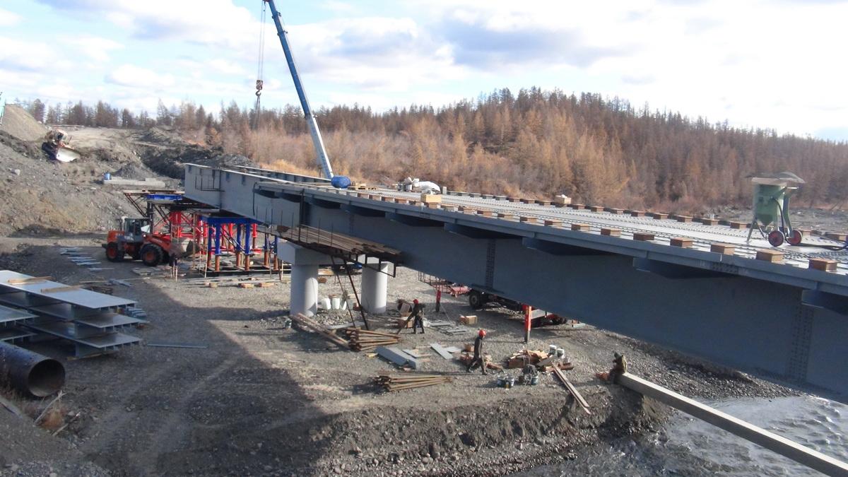 На региональных дорогах Якутии возведут и реконструируют пять мостов в 2020 году