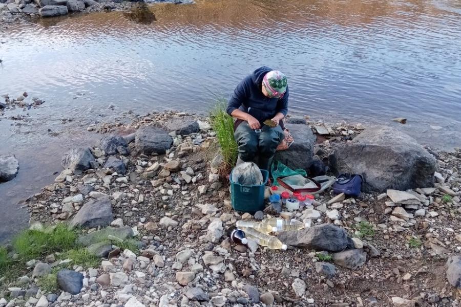 Ученые завершили первый этап исследований экологического состояния Вилюйской группы районов