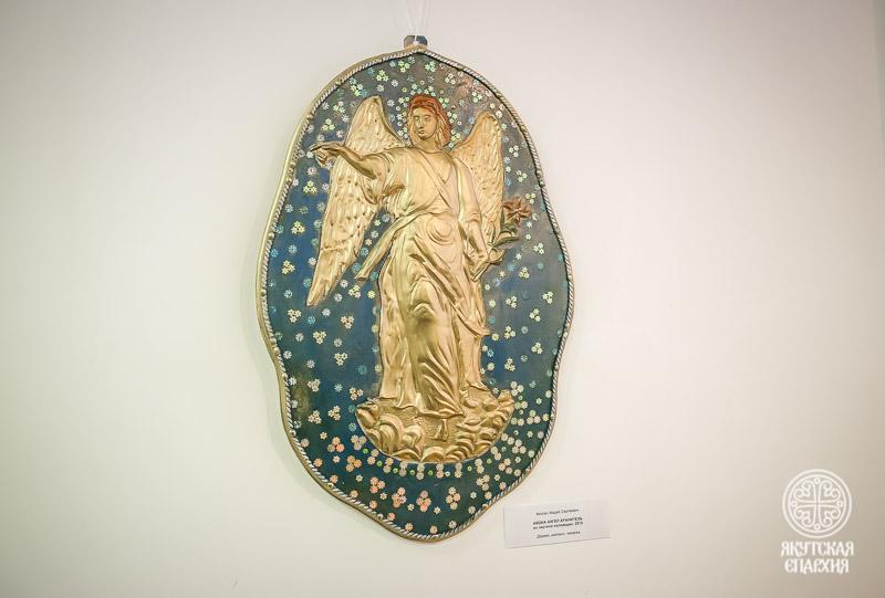 Выставка икон открылась в Национальном художественном музее Якутии