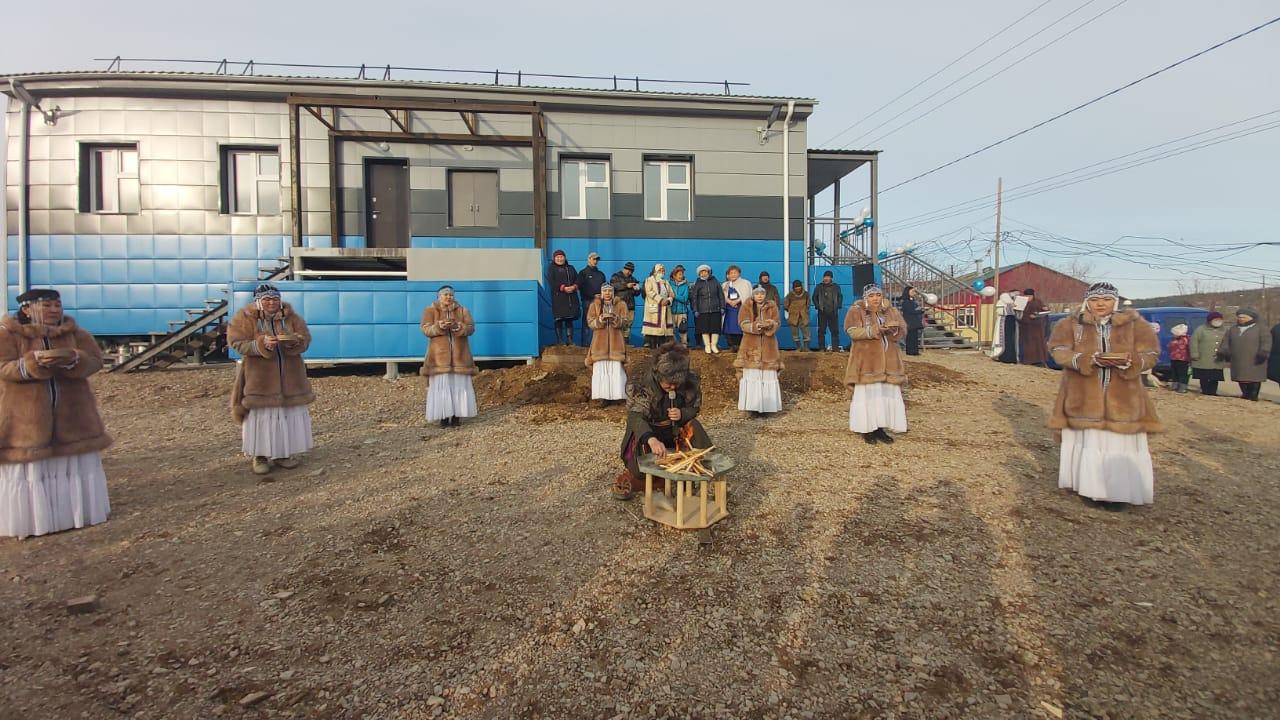 В якутском Заполярье открылось новое почтовое отделение