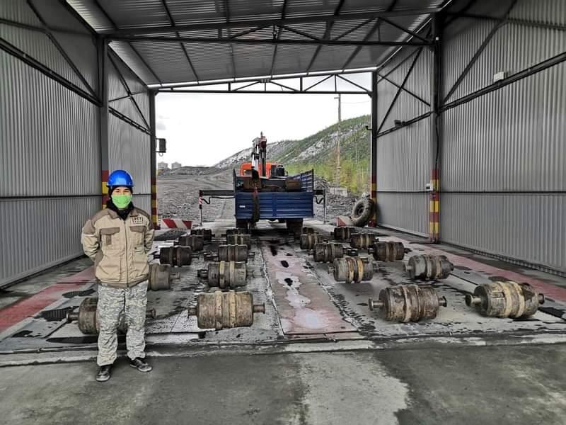Уникальную передвижную весоповерочную лабораторию будут использовать якутские метрологи