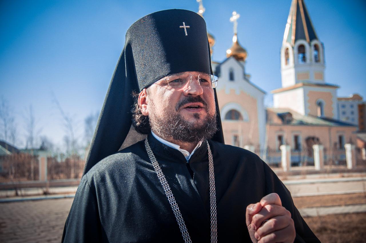 Владыка Роман о 150-летней истории Якутской епархии, дальнейших планах и работе в период пандемии