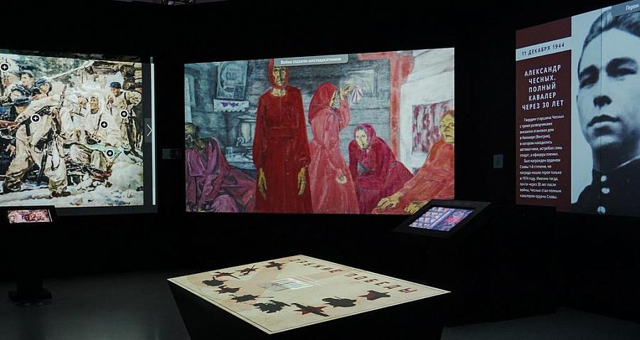 выставка Память поколений Великая Отечественная война в изобразительном искусстве
