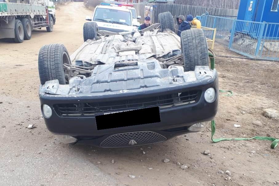 В выходные в Якутске произошли четыре ДТП с пострадавшими