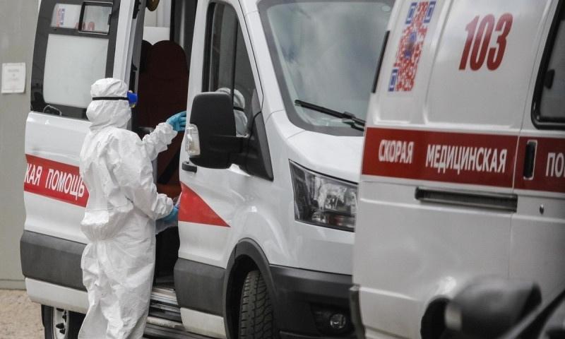 В России за сутки выявили более 23 тысяч новых случаев коронавируса