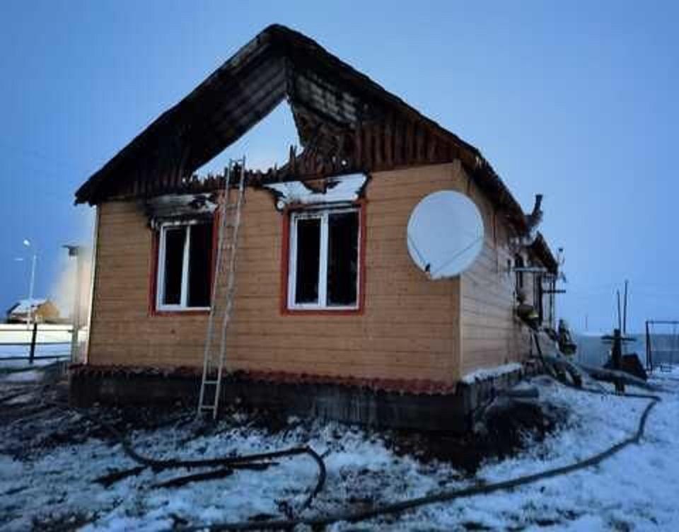 Дмитрий Лепчиков: Необходимо усилить пожарно-профилактическую работу с населением