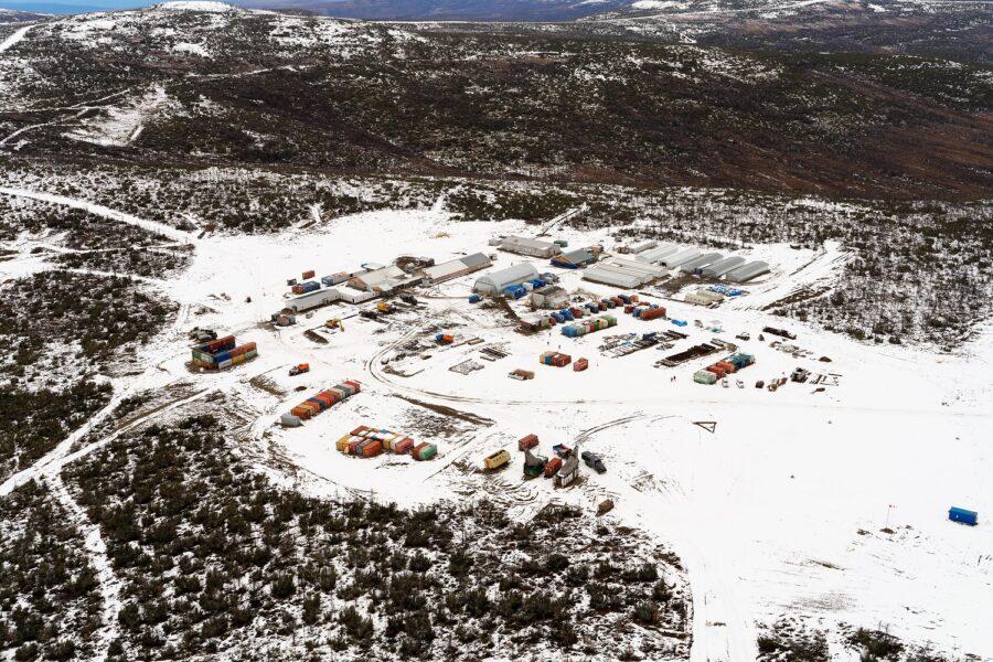 Запасы серебряного месторождения «Прогноз» в Якутии оценены в 7,9 млн тонн руды