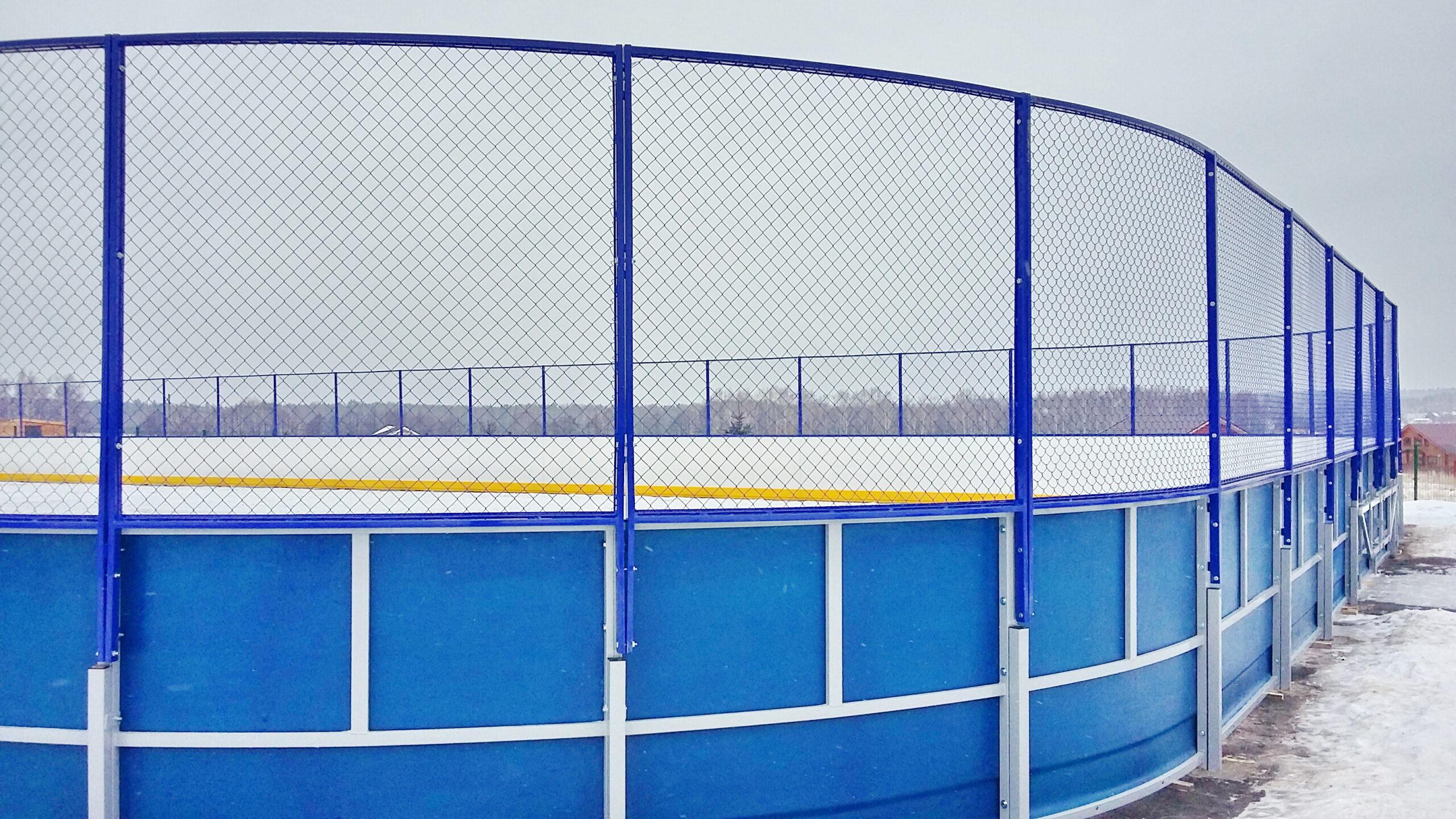 В Покровске появится хоккейный корт по программе поддержки местных инициатив