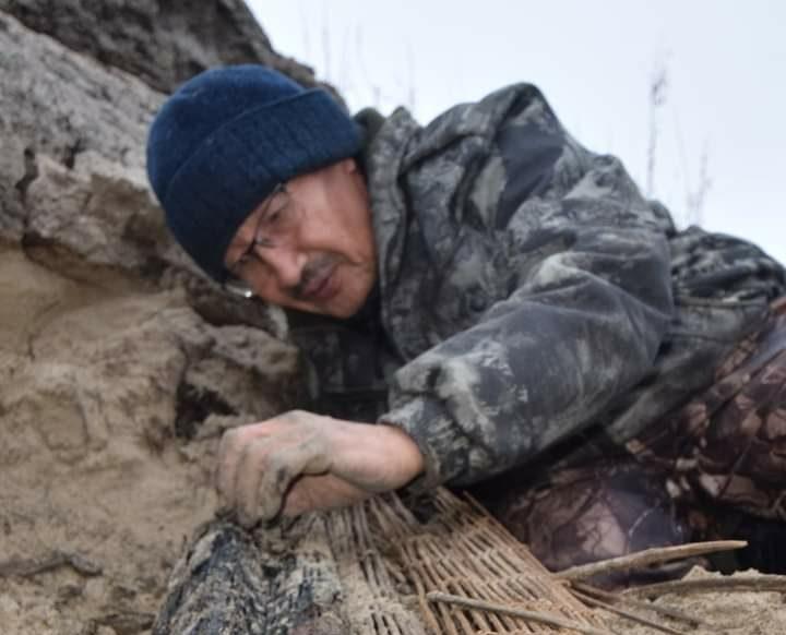 В Якутии обнаружили древнее приспособление для рыболовства