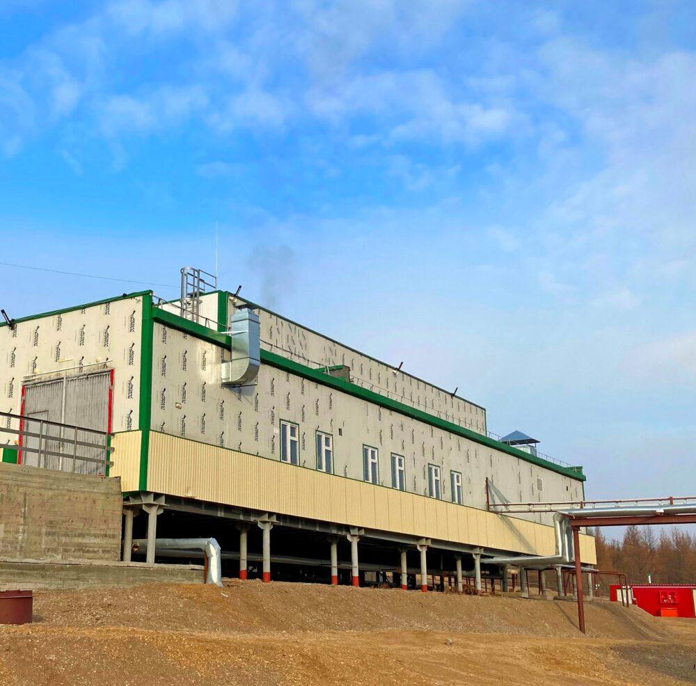 В северном селе Оленек заработает новая автоматизированная дизельная электростанция