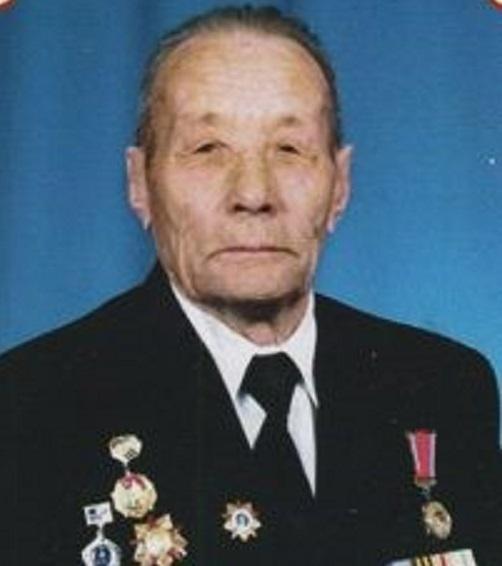 93 годовщину отметил ветеран Великой Отечественной войны Иннокентий Данилов