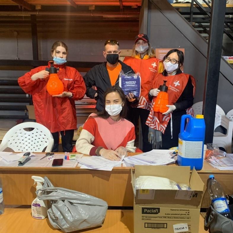 Волонтеры окажут помощь жителям Якутии благодаря республиканскому гранту