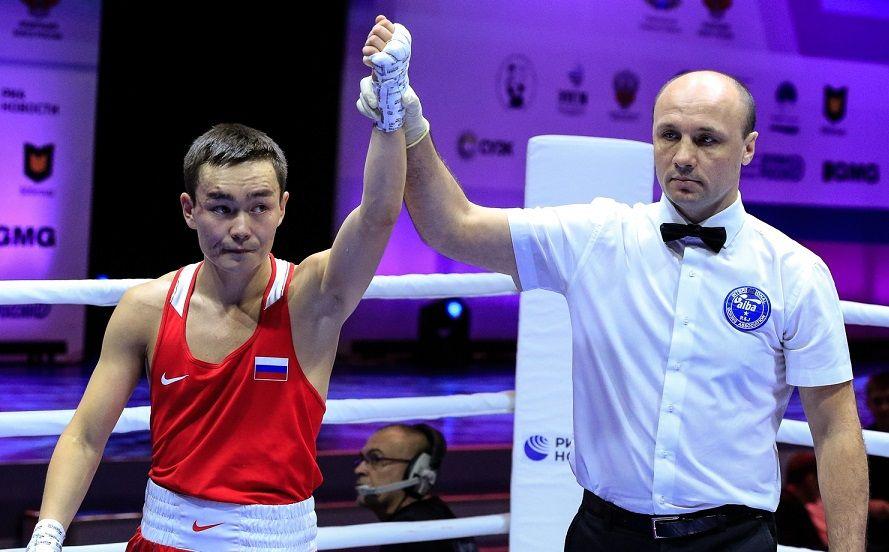 Якутские боксеры Егоров, Мартынов и Андреев вышли в следующий раунд чемпионата России
