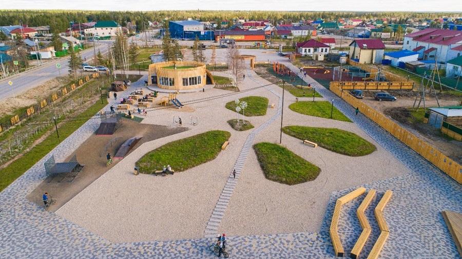 Новый конкурс управления архитектуры определит территории, для которых разработают дизайн-проекты