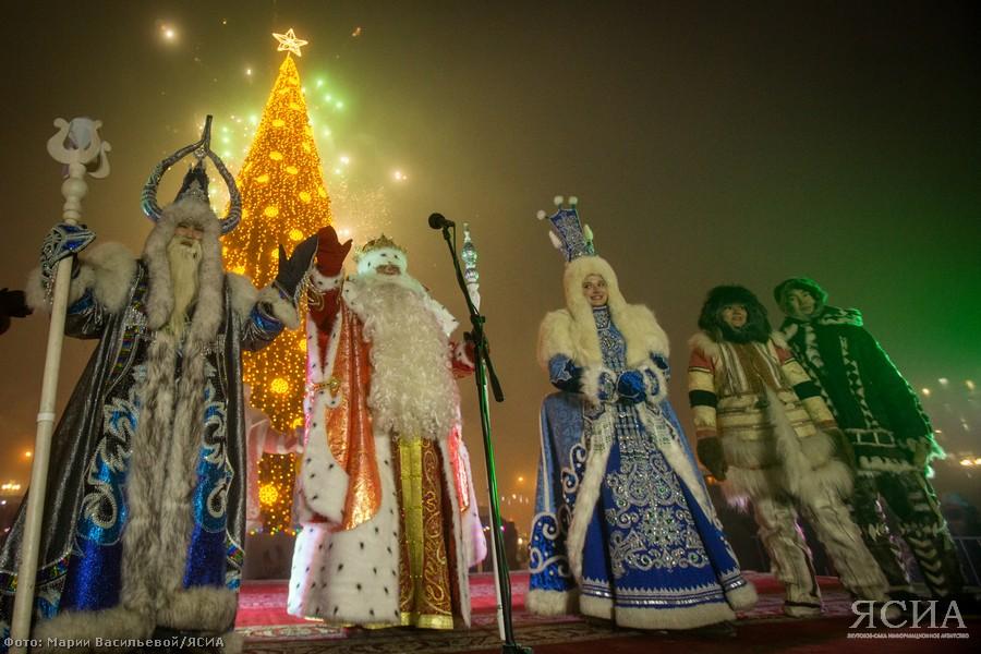 Страна льда и пламенных сердец, или что из себя представляет фестиваль «Зима начинается с Якутии»