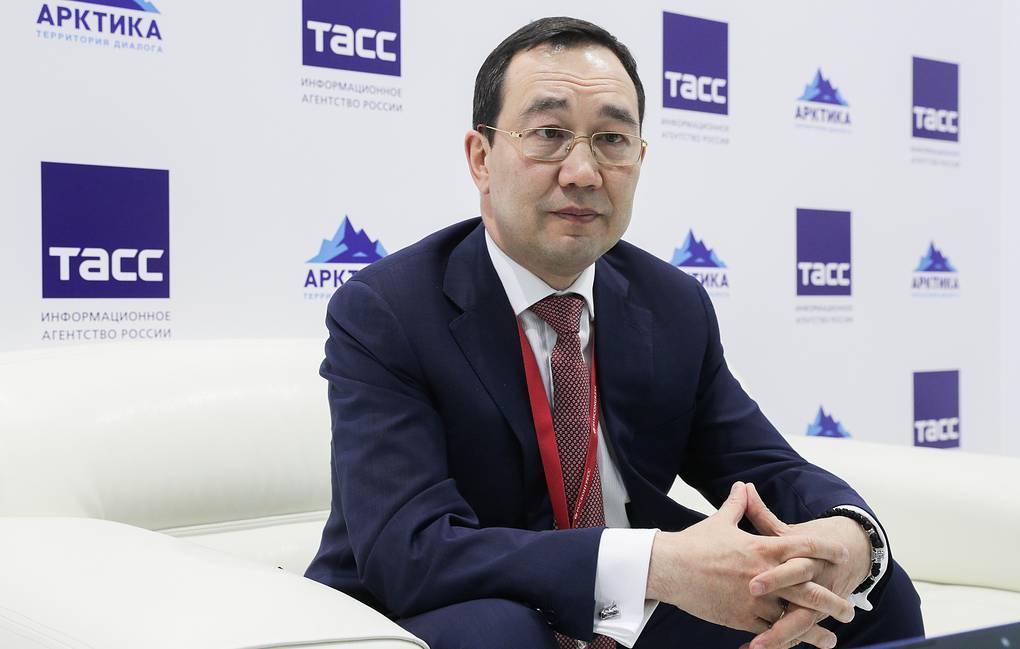 Айсен Николаев: В экономике Якутии отмечается рост по основным направлениям