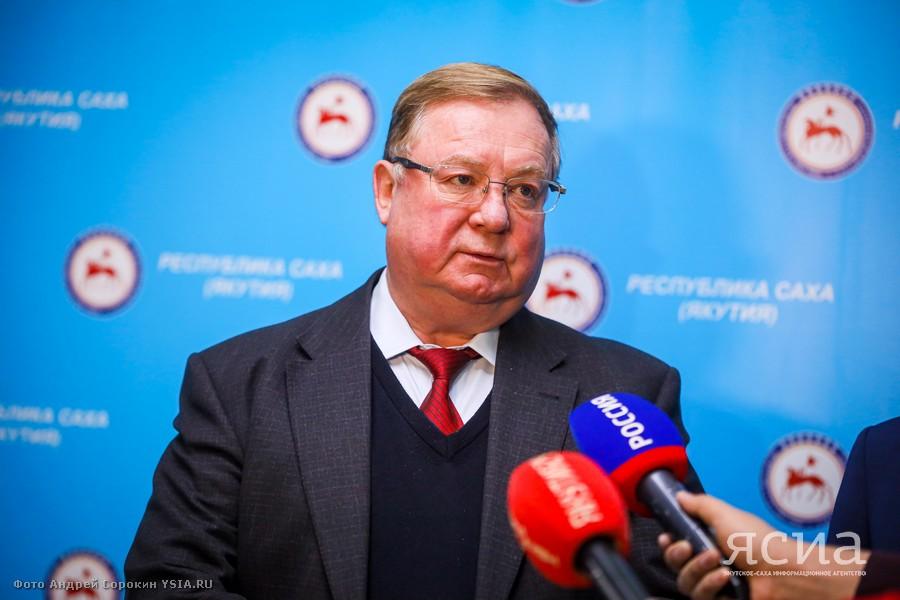 Сергей Степашин: Поселок Жатай нужно ставить в пример другим населенным пунктам России