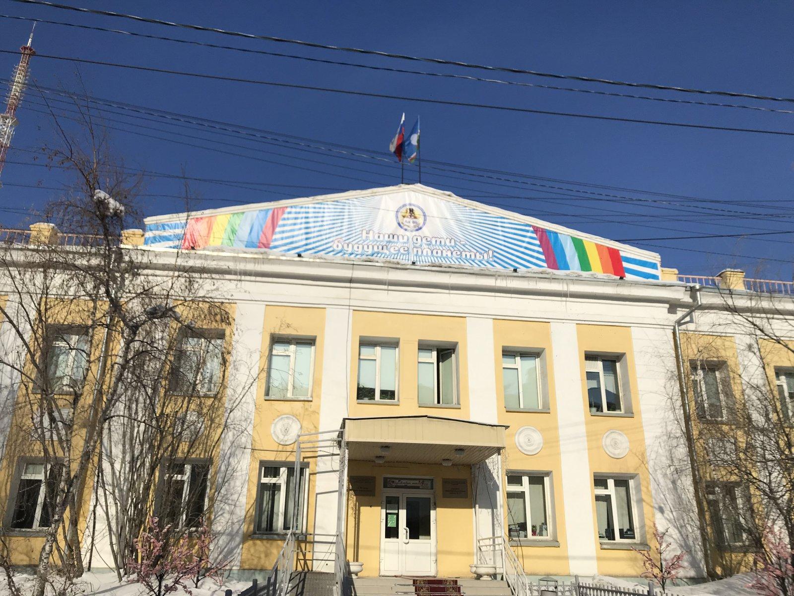 Правительство республики рассматривает вопросы расширения школы №1 в Якутске