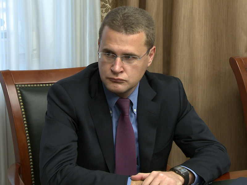 Юрий Трутнев представил нового главу Минвостокразвития России сотрудникам ведомства