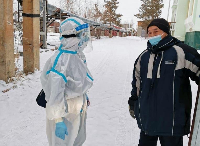 В Якутской городской больнице № 3 оперативно обслуживают вызовы, поступающие через CALL-центр и мобильные приложения