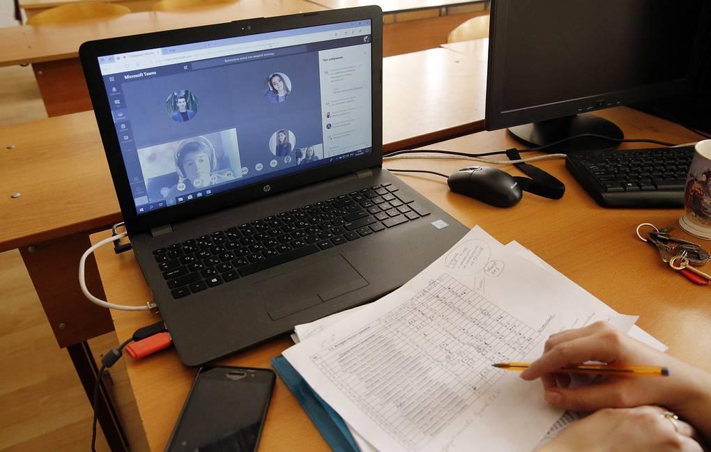 Зимняя сессия в вузах пройдет онлайн