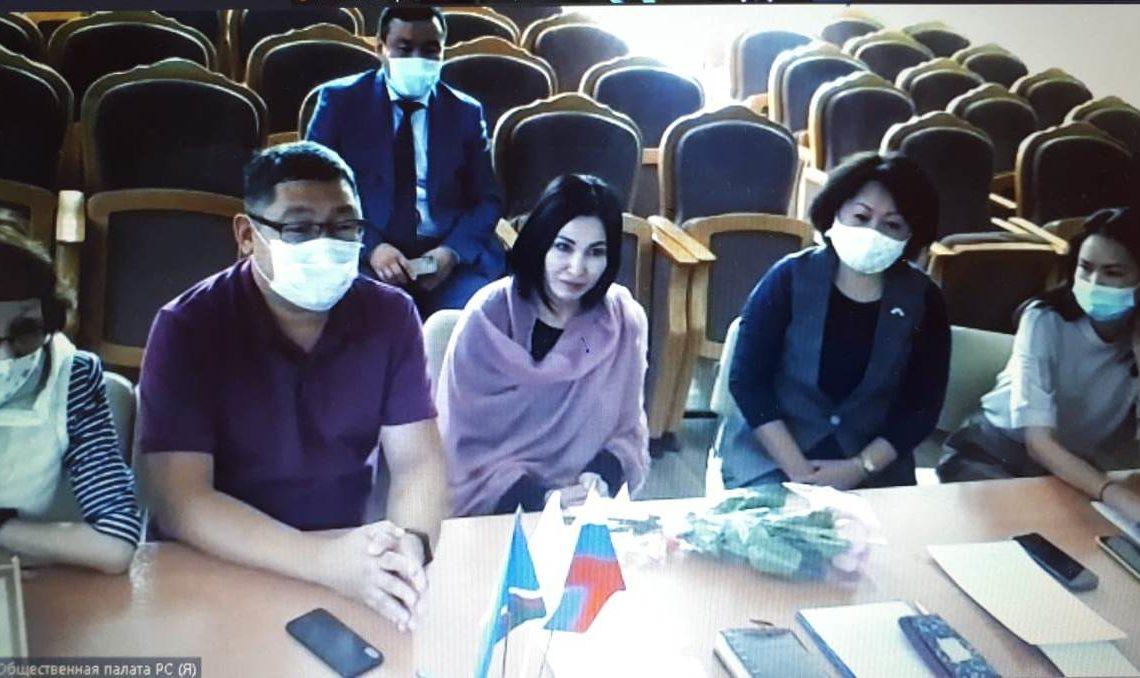 В Якутии проходит Гражданский межрегиональный форум «За будущее России»