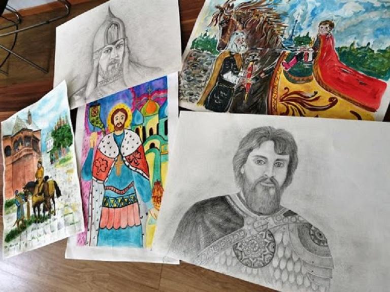 Якутская епархия проводит конкурс детского творчества