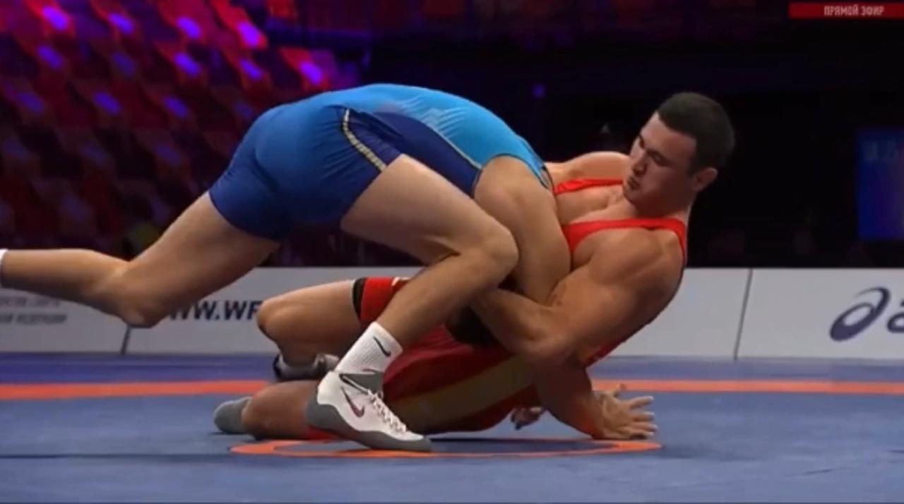 Якутский борец завоевал серебряную награду Гран-при «Москва-2020»