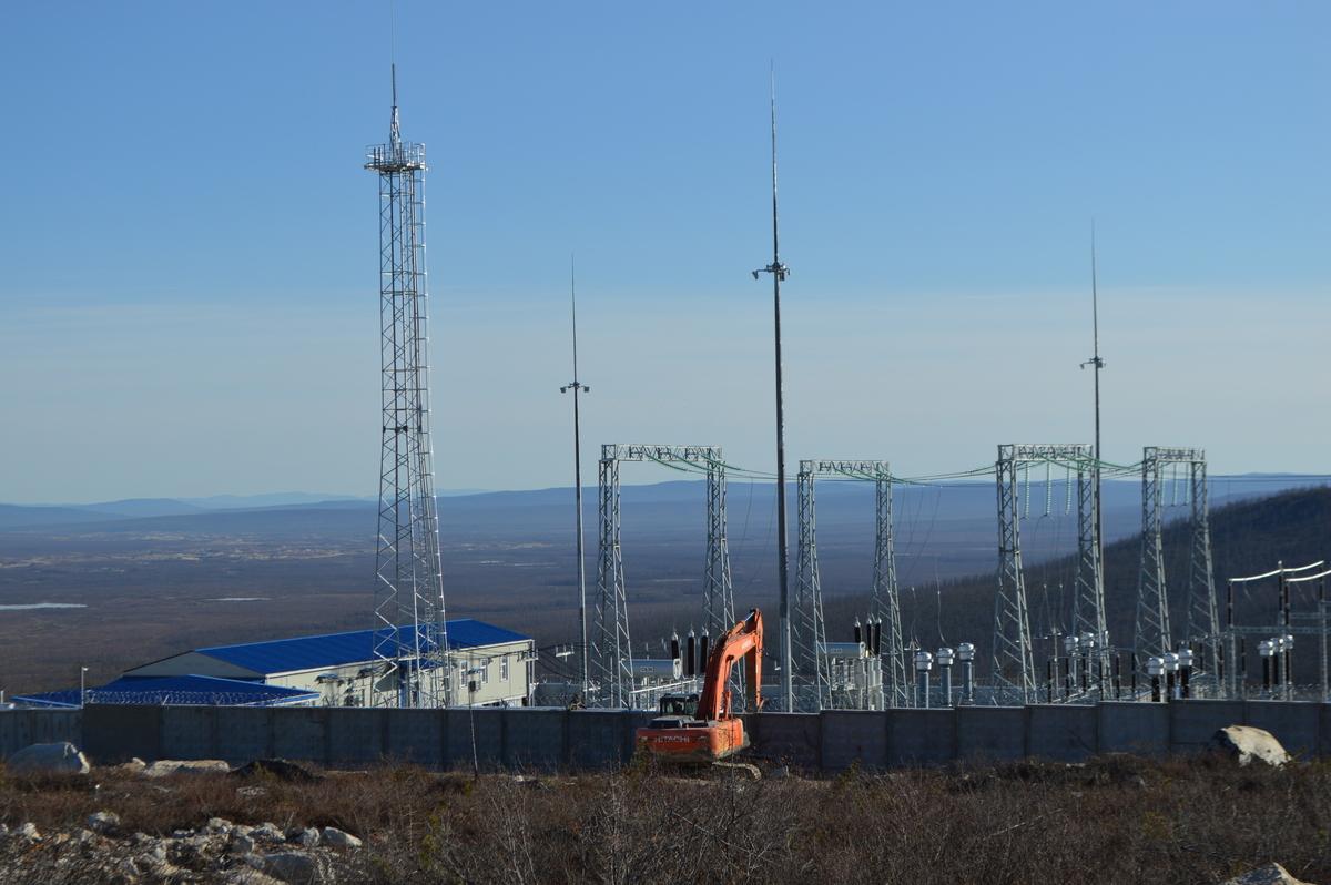 РусГидро обеспечило энергоснабжение газопровода «Сила Сибири» в Южной Якутии