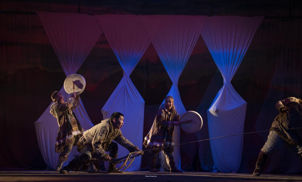 Якутский Театр юного зрителя пригласили на Всероссийский фестиваль «Сказочное королевство»
