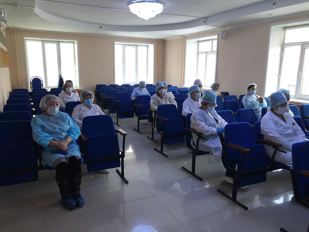 Семинар, посвященный ранней диагностике рака груди, прошел в Якутске