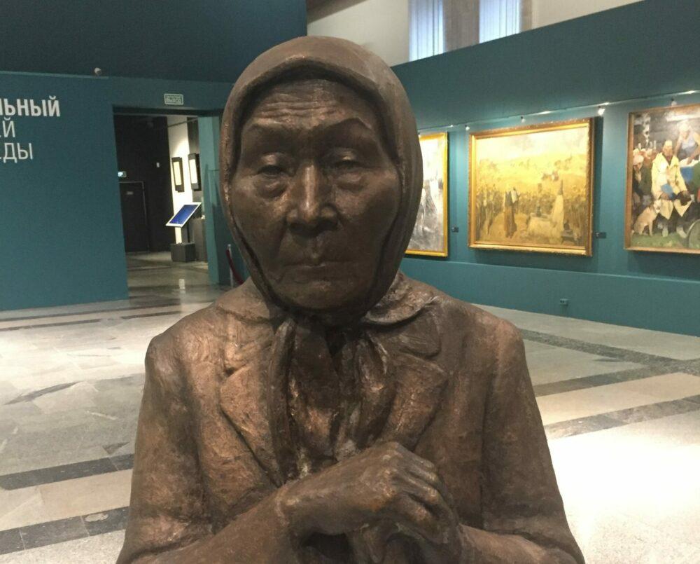 О матери-героине из Якутии рассказал Музей Победы