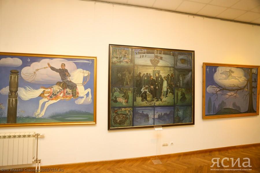 """Национальный художественный музей проведет игру """"Ценители музея"""""""