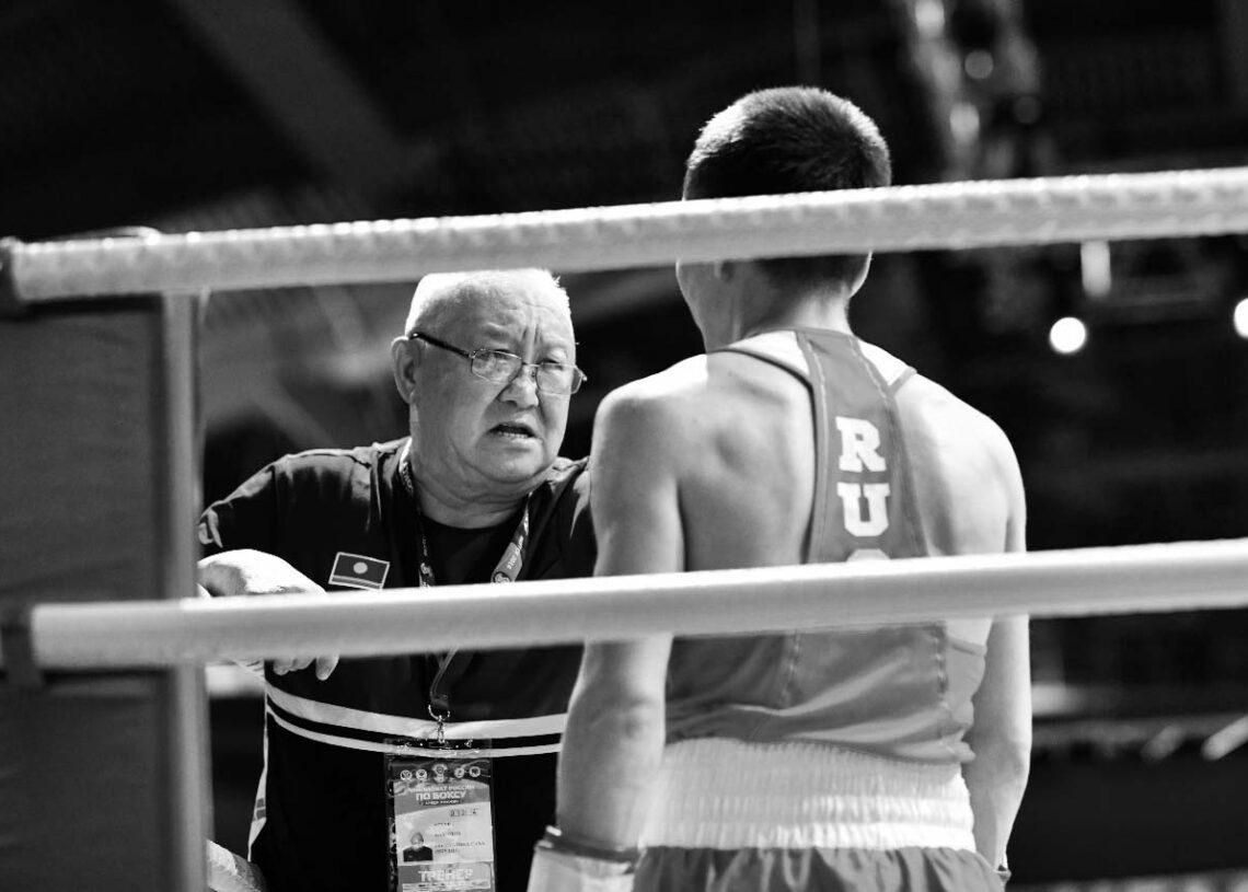 В Якутии школе бокса присвоят имя Артура Пахомова