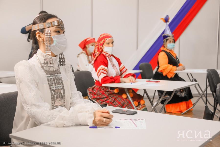 Среди дальневосточных регионов Якутия держится на первом месте по количеству прошедших этнодиктант