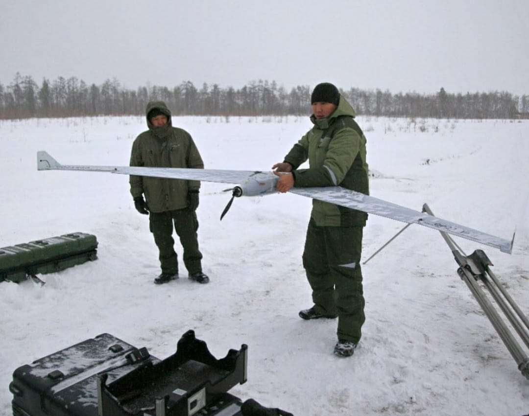 """В парке """"Ленские столбы"""" территорию мониторят с помощью беспилотников"""