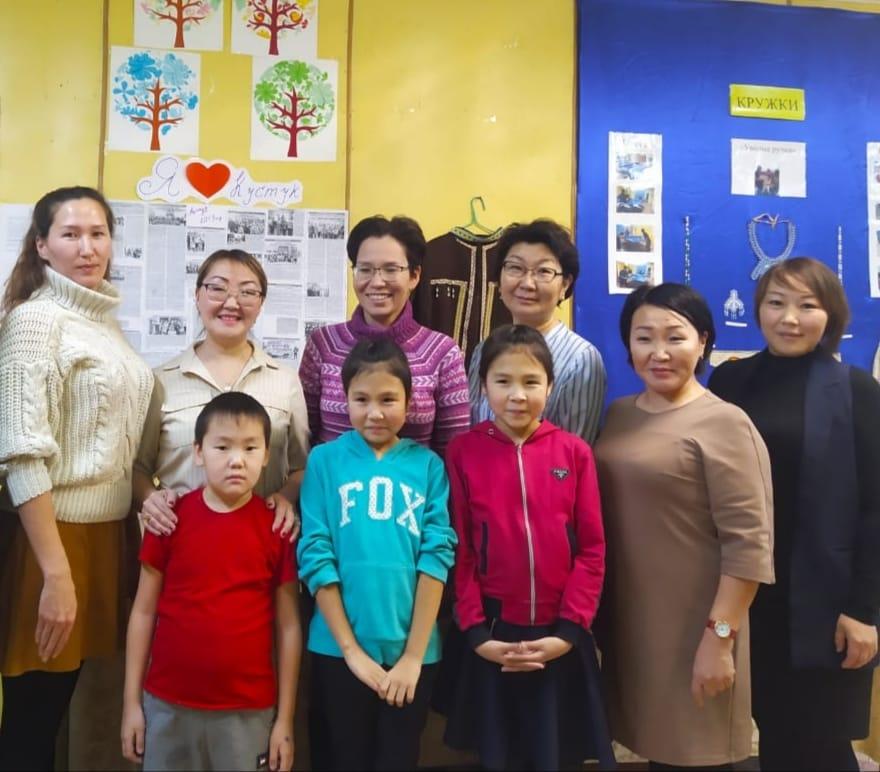 Во всех муниципальных образованиях Якутии провели месячник Матери