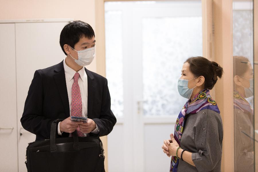 В Генконсульстве Японии рассматривают перспективы экономического сотрудничества с СВФУ