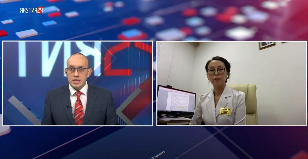 Главврач Нюрбинской ЦРБ рассказала о ситуации с COVID-19 в районе