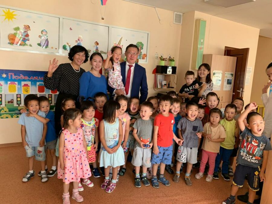 Развитие детей раннего возраста обсудят на межрегиональном форуме в Якутске