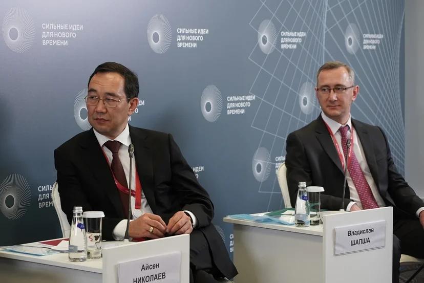 Глава Якутии рассказал о создании несырьевого сектора экономики в республике