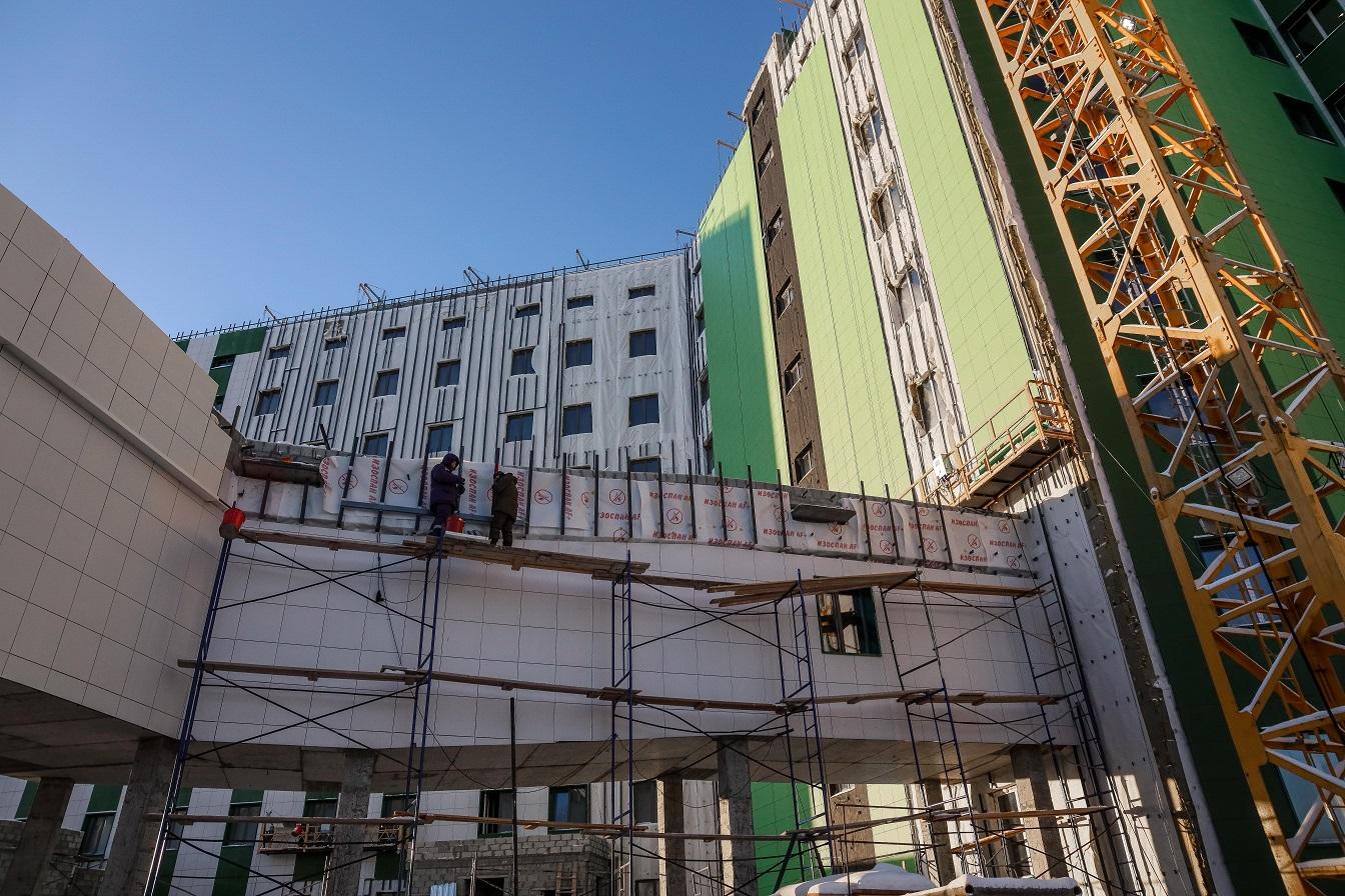 В Якутии завершат строительство трех соцобъектов в 2021 году по дальневосточной субсидии