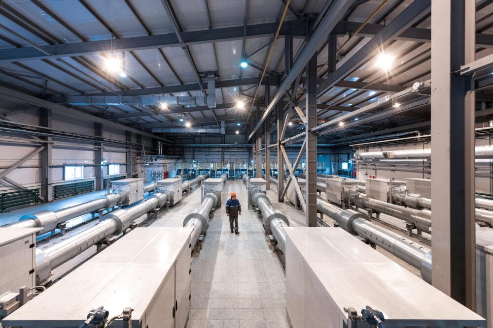 «Газпром» продолжает обеспечивать сверхплановые поставки газа по «Силе Сибири»