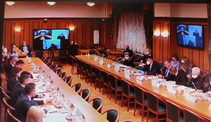 Рабочая группа Госдумы согласилась с предложением Якутии сохранить на удаленке льготы северян
