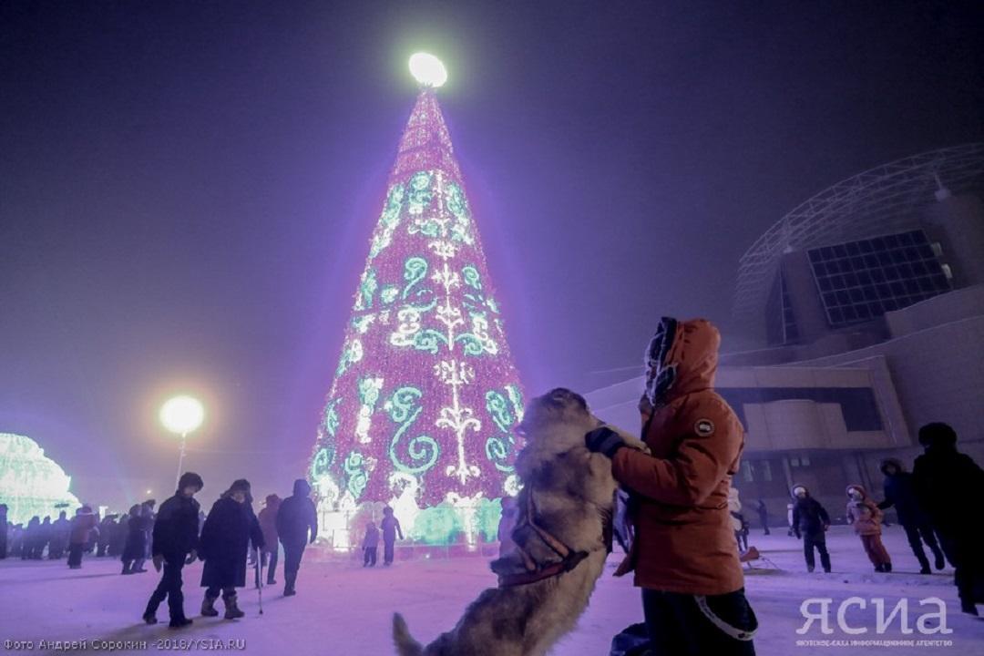 Власти Якутии разъяснили правила поведения и организации мероприятий при праздновании Нового года