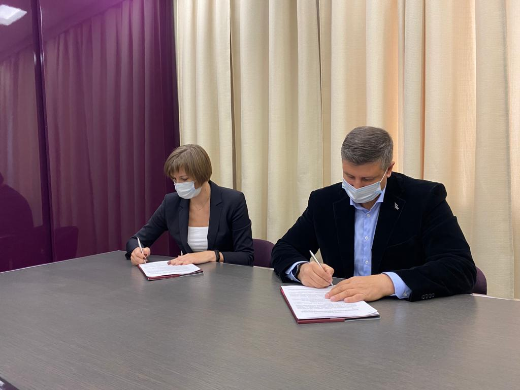 Сбербанк подписал соглашение с Деловой Россией в Якутске