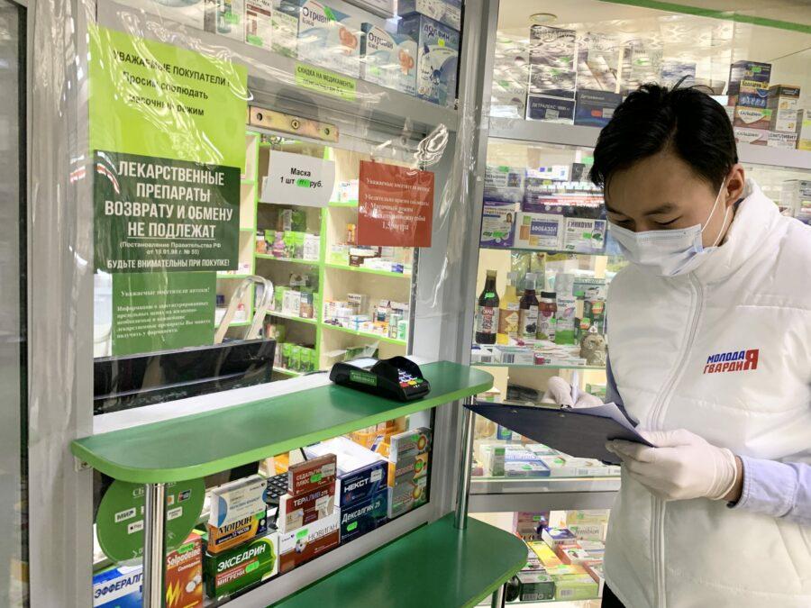 Айсен Николаев: Улучшается ситуация с поставкой лекарств в аптеки Якутии