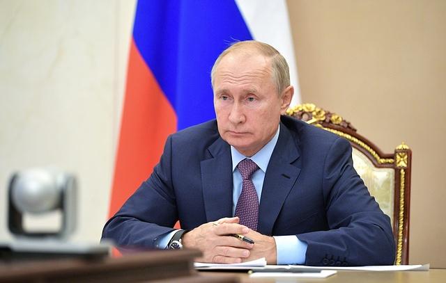Президент РФ внес в Госдуму законопроект о порядке формирования Совета Федерации