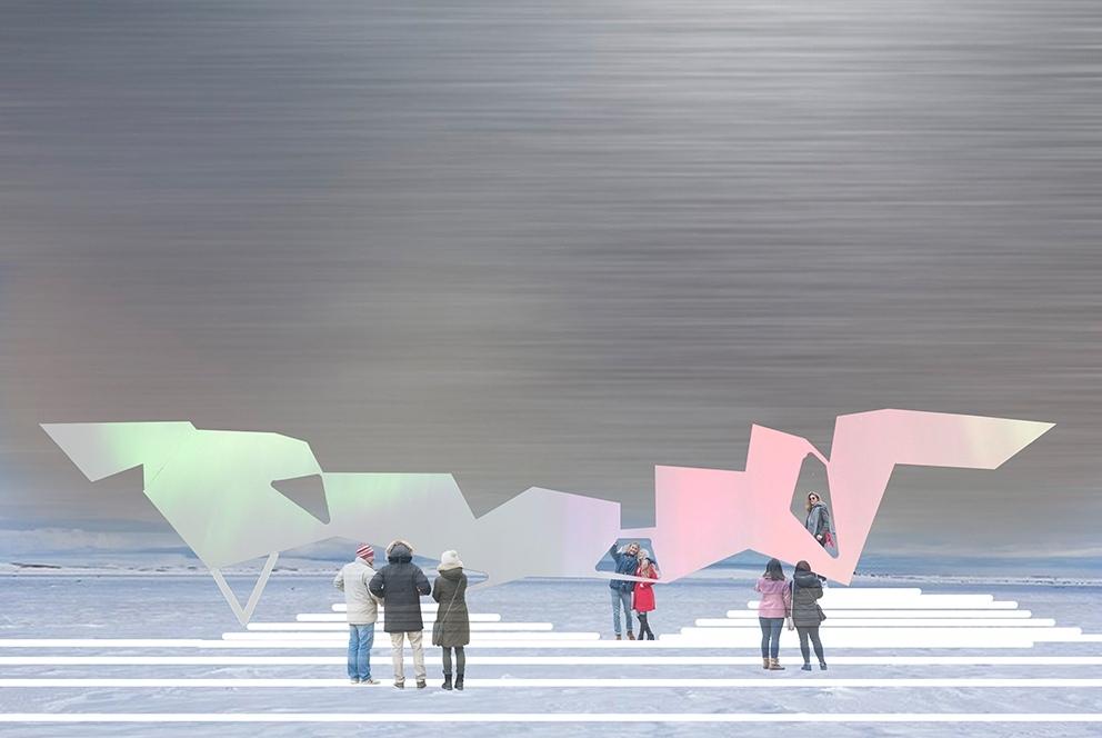 В Якутске готовятся к открытию арт-объекта «Здесь был!..»